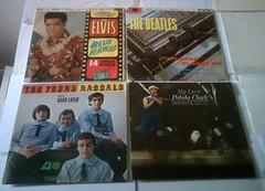1961 - 1966 : (Retro King) Tags: 1966 records albums 1961 elvis vinyl lps beatles pop rock emi rca