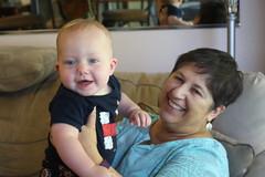 Paul and Granny (quinn.anya) Tags: paul smile granny kate