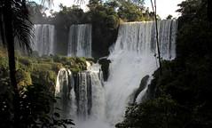 Salto San Martin - Iguazu (Cesar Pinilla) Tags: iguazu argentina brasil lake river waterfall nature jungle forest landscape paisaje paradise paraiso