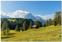 Val Gardena (Marco De Candido) Tags: dolomiti dolomites valgardena grden montagna mountain sassolungo sassopiatto estate summer agosto august trentinoaltoadige