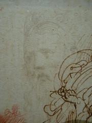PARMIGIANINO,1524 - Portrait de Galeazzo Sanvitale, Seigneur de Fontanellato, Etude (Louvre INV6472-Verso) - Detail -d (L'art au prsent) Tags: drawing dessin disegno personnage figure figures people personnes art painter peintre details dtail dtails detalles 16th 16e dessins16e 16thcenturydrawings 16thcentury detailsofdrawing detailsofdrawings parmiggianino italy parme parma louvre france portraitduseigneurdefontanellato galeazzosanvitale galeazzo sanvitale croquis tude study sketch sketches sanguine redchalk portrait seigneur fontanellato lord tte homme man ttedhommebarbu beardedmanshead barbu bearded beard barbe francescomazzola francesco mazzola leparmesan parmesan
