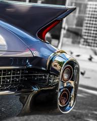 Seattle   |   Tail Light (JB_1984) Tags: car classiccar taillight light depthoffield bokeh bumper fender cadillac eldorado seattle kingcounty washington wa unitedstates usa
