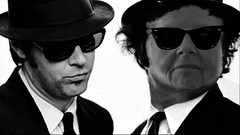 Granny and Dan Remember the 80s (SolanoSnapper) Tags: werehere bluesbrothers grannysadventures granny 6ws the80srock