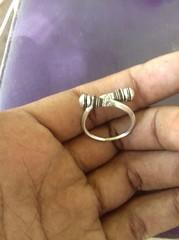 IMG_0006 (KamaJewelryTimbuktu) Tags: tuareg jewelry silver finesilver agate rings bagnesdoigt tuaregjewelry tuaregjewellery