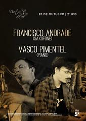 CONCERTO JAZZ Duetos da S - QUINTA-FEIRA 20 OUTUBRO 2016 - 21h30 - FRANCISCO ANDRADE e VASCO PIMENTEL (Duetos da S) Tags: concertojazzduetosdasquintafeira20outubro201621h30franciscoandradeevascopimentel duetosdas franciscoandrade vascopimentel piano saxofone jazz jazzconcert jazzmusic concertojazz concertodejazz jazzinalfama alfamajazz worldmusic musica msica musique music konzert konzerte arte art artistas artista instrumental intimista intimate intimiste concertos conciertos concerts caf bar restaurante restaurant nuit noite night noche duetosdase live gastronomia gastronomy jantar dinner abendessen dner cena espectculos espectculo spektakel musical show shows alfama lisboa lisbon lisbonne lissabon portugal concerto concert concierto concerti concerten koncerter konsertit blues outubro october 2016