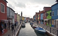 Venice (Snowy5) Tags: shropshire venice canal gondola burano torcello murano italy city island landscape buildings architecture crystal ball october 2016 snowy5