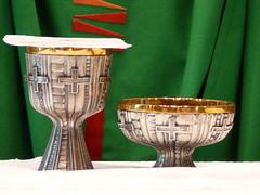 Caliz 1 (Immanuel COR NOU) Tags: caliz copn misa missa messe kelch patena catlico katholisch ambn incienso
