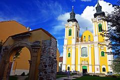 St. Stephen Basilica , Szekesfehervar (misi212) Tags: st stephen basilica szekesfehervar
