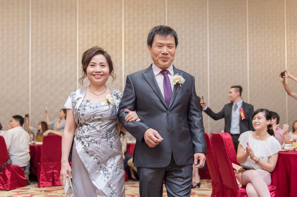 台南婚攝 情定婚宴城堡永康館 婚禮紀錄 C & V 124