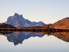 Radtour (antonhafele) Tags: alpen berge wasser see autumn herbst sterreich austria tyrol tirol mountainbike