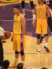IMG_4379 (CAHairyBear) Tags: lakers lalakers nbl basketball
