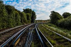 Weekend Engineering Works (@bill_11) Tags: railway curve southeastern networkrail minster thanet minstertriangle weekend engineering maintenance