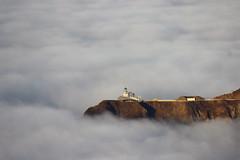 San Francisco Light House in the mist (Joseph W Ling) Tags: light house mist cloud sanfrancisco goldengatebridge karlthefog karl fog scenery landscape bridge water bay bayarea
