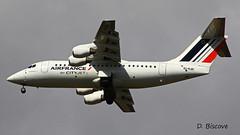 Bae 146 ~ EI-RJR Air France / City Jet (Aero.passion DBC-1) Tags: dbc1 aeropassion david biscove aviation avion aircraft plane spotting cdg roissy airport bae 146 eirjr air france city jet