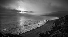 Take Flight (madyik18) Tags: flight fly sun sunset beach sky landscape clouds paragliding palos verdes