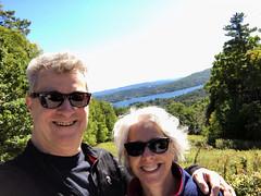 Robin & Fred @ Olivia's Overlook (robinsloane) Tags: robin fred stockbridge richmond