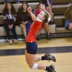 LEHS Varsity Volleyball vs Camden 9-28-16