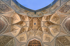 Jameh Mosque of Isfahan at dusk (damonlynch) Tags: esfahan fridaymosqueofisfahan greatmosque iran iranian isfahan islam islamic jamehmosque masjedejomeh masjidjamii masjidejame masjidejameh masjidejomeh masjidijamiofisfahan masjidijamiisfahan middleeast muslim people persian places shia shiite shiaislam unesco unitednations worldheritage aljamialkabir art building government humanbeings humans male man masculine men mosque person placeofworship prayerarea religion religious religiousbuilding isfahanprovince