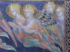 Salimbeni - Saint John baptizes Jesus Christ in the Jordan river, detail jubilating angels (petrus.agricola) Tags: lorenzo jacopo salimbeni scenes life saint john baptist urbino marche italy oratorio san giovanni battista