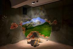 Va de Escape (Carlos Pea Fernandez) Tags: libertad escapar prision celda escalera pintura realista
