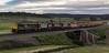 2016-09-26 QUBE 864-852-4814-4836 Joppa Junction 2M32 3 (deanoj305) Tags: goulburn newsouthwales australia au qube logistics 2m32 ballast work trains john holland crn 864 4814 852 4836 joppa junction jn locomotive alco dl531