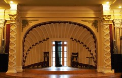 Grand Ballroom (Brule Laker) Tags: caf ohc2016 chicago illinois woodlawn southside ballrooms terracotta
