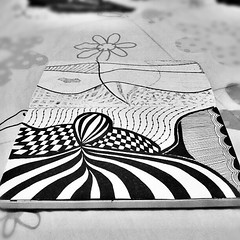 Zentangle 6 (jennyfercervantes-ng) Tags: zenspirationzentangle zendoodle zentangleartzentanglefigures art illustration artistsketch pen artsy masterpieceartoftheday colored inkdrawingmoleskine sharpiepens sharpiesunipin coloringpage coloringbookphcoloringpageforadults coloringpagephziabyjenny