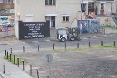 West Bank (motorpsykhos) Tags: derry northireland october connection people west protestant loyalist no surrender