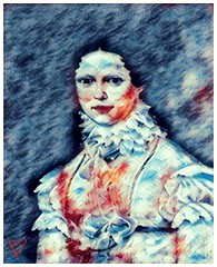 Queen of Wrttemberg - Grand Duchess  of Russia  aka Catharina Paulowna (eagle1effi) Tags: vinci katharina rotenberg gemldeundbildstudien effiart2016 woman duchess queen wrttemberg wurttemberg stuttgart ausflug 60iger eagle1effi s7 samsung galaxy region neckar