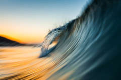 Moment of Clarity (oreonphotography) Tags: slowshutterspeed motionblur dawn sunrise ocean water barrel wave california waterandlight pacific nature