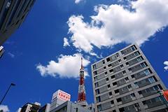 tokyo tower (ken0915) Tags: nex6 e1650 japan travel tokyo  tokyotower