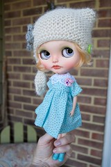 Astrid's New Threads
