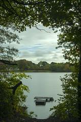 Carr Mill Dam (DavidRHScott) Tags: carrmilldam sthelens merseyside northwest england uk britain longexposure leefilters bigstopper nd110 nikon manfrotto