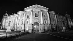 Trinity (melfoody) Tags: trinitycollege dublin education university historic architecture city night urban ireland 12mm ultrawideangle tcd
