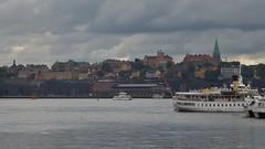 Stockholm blues (m_artijn) Tags: blues depressed moody stockholm river bay se cloudy dark grey