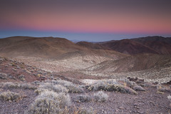 A deceptively quite twilight at Death Valey (Xiang&Jie) Tags: deathvalley dantesview twilight sunset mountain landscape