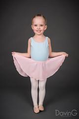 Little Ballerina (DavinG.) Tags: portrait ballet girl canon studio ballerina davin 2470mm locklan strobist gegolick daving 5dmk3 davingphotography