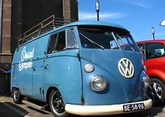 "BE-58-96 Volkswagen Transporter bestelwagen • <a style=""font-size:0.8em;"" href=""http://www.flickr.com/photos/33170035@N02/8702841042/"" target=""_blank"">View on Flickr</a>"
