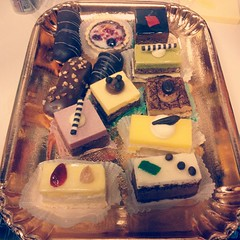 Petite Pastries #pastries #sweets #confectionery #sugar (MisledYouth74) Tags: sugar sweets pastries confectionery uploaded:by=flickstagram instagram:photo=445116374095335931202252659