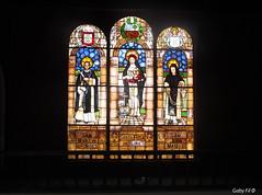 El Santuario de los Santos Peruanos (Gaby Fil ) Tags: lima per iglesias sudamrica patrimoniodelahumanidad ph565 cercadodelima conventodesantodomingolima