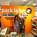 Park La Fun at Unique LA Spring Show