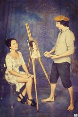 (MissSmile) Tags: portrait love studio fun funny artist artistic memories creative phoshop misssmile