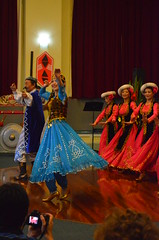 Chinese dancers performing at Alexandria Town Hall (kreiZee) Tags: park bridge flowers blue autumn food house flower bird heritage fall nature grass yellow garden jumping opera university purple heart harbour sydney royal victoria botanic quadrangle wolonora