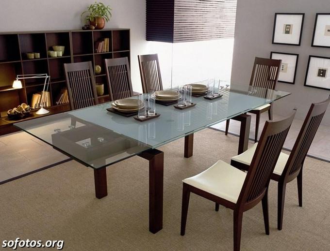 Salas de jantar decoradas (27)