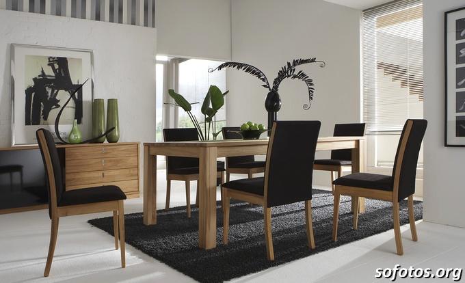 Salas de jantar decoradas (118)
