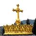 France-002033 - Gilded Crown & Cross