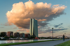 European Central Bank ii-1 (Stanco) Tags: frankfurt main ecb ezb
