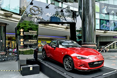 Mazda MX-5 (chooyutshing) Tags: mazdamx5 motorcar display promotion shawcentre orchardroad scottsroad singapore