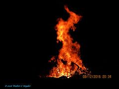 Hell Fire...Satan's Beast (Walt Snyder) Tags: canonsx40hs satan satanic devil fire bonfire campfire flame firesprite firespirit firepixie endtimes apocalypse rapture armageddon malachi31921 hellfire
