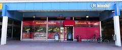 Rubiini (neppanen) Tags: sampen discounterintelligence helsinki helsinginkilometritehdas suomi finland piv55 reitti55 pivno55 reittino55 ravintola restaurant baari karaoke rubiini ravintolarubiini ostari ostoskeskus siltamki siltamenostari storefront